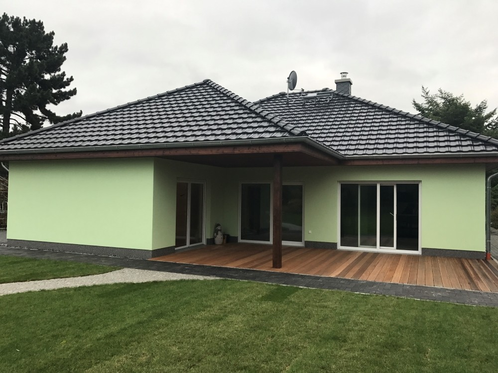 Bungalow in Lebus (2017)