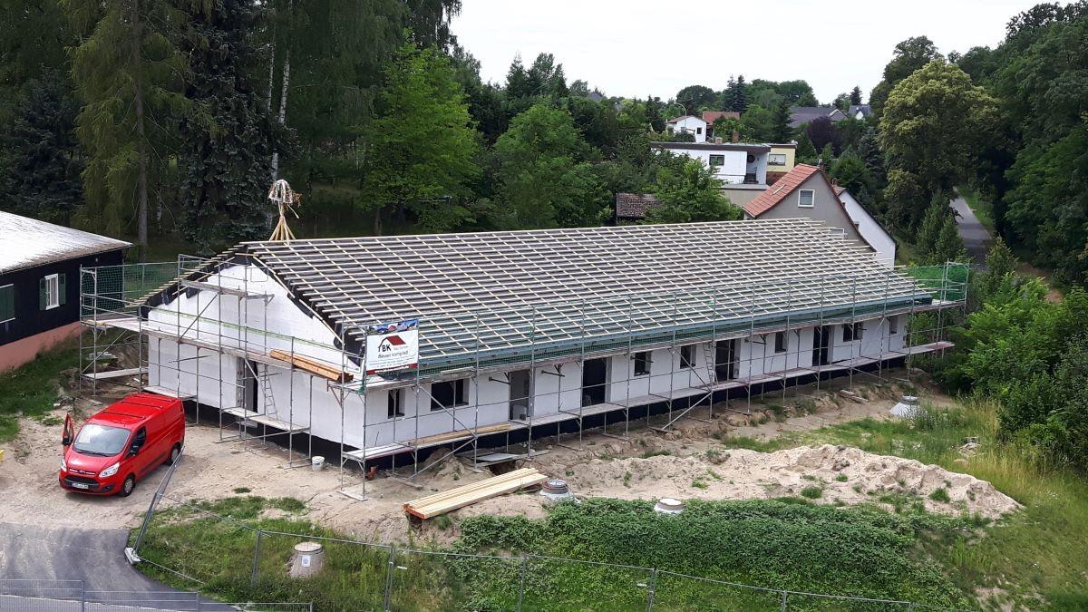 St. Florian-Stift – Neubau Hedwighaus in Neuzelle