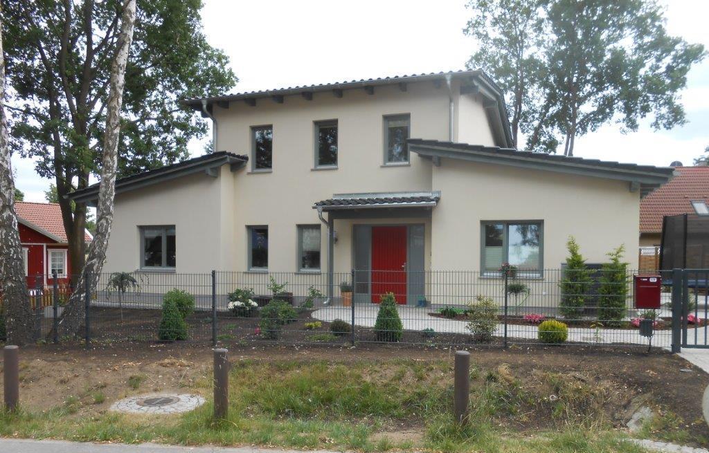 2-geschossiges Wohnhaus in Schildow
