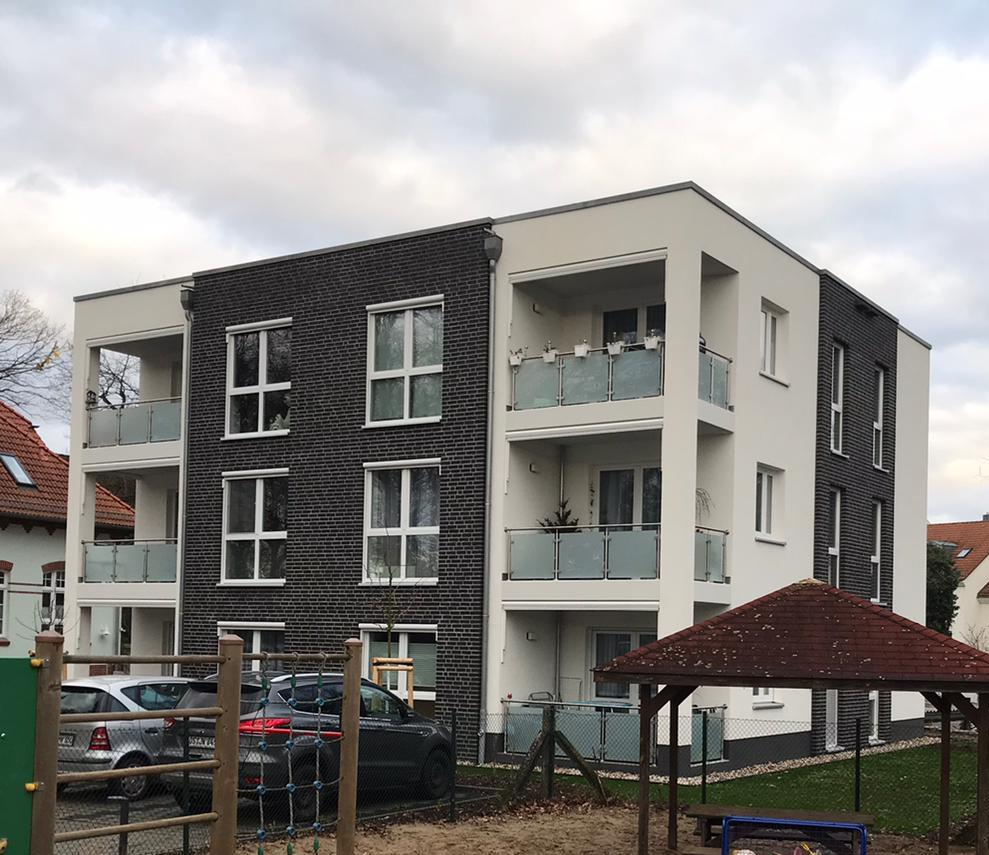 Mehrfamilienhaus in Erkner