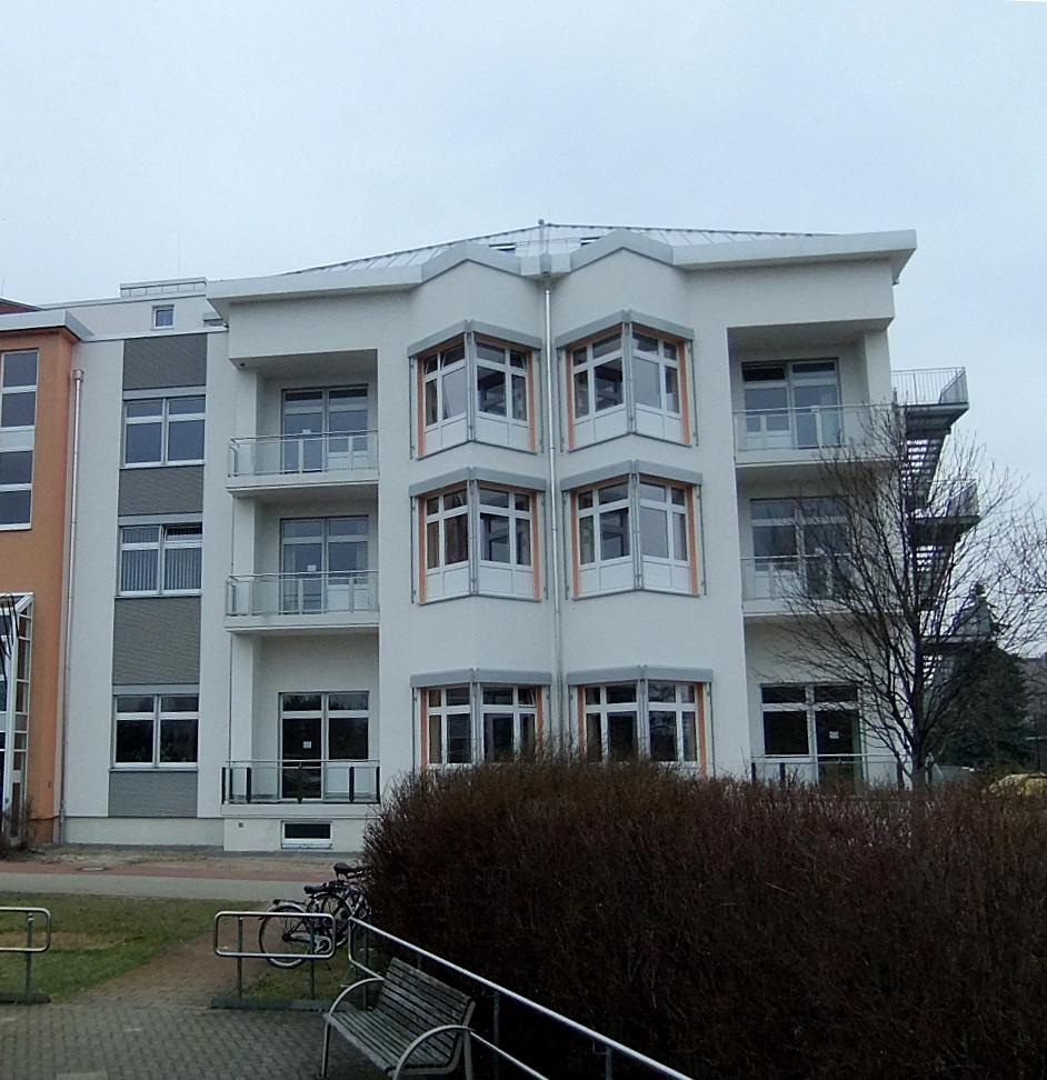 Neubau Bettenhaus für Naemi Wilke Stift Neuzelle