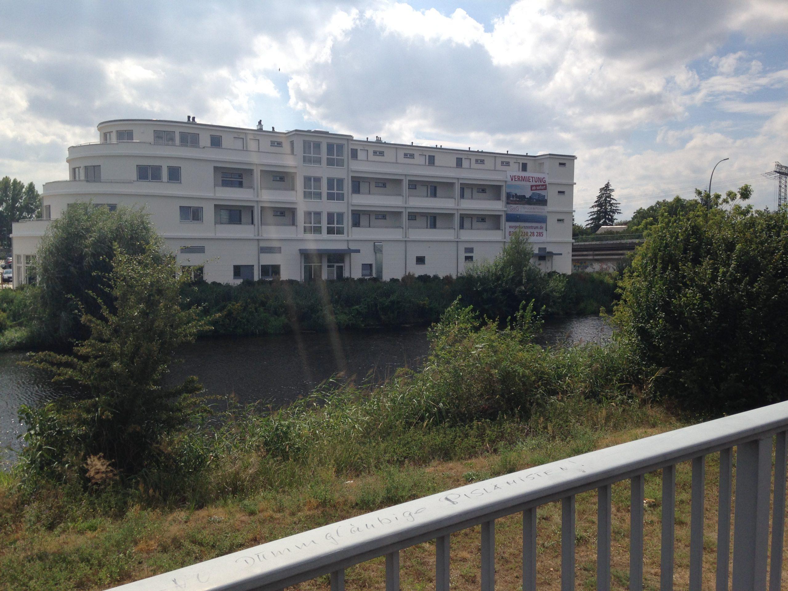 Neubau Wohn- und Geschäftshaus in Berlin