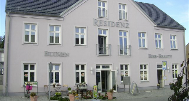 Hotelbau in Neuzelle