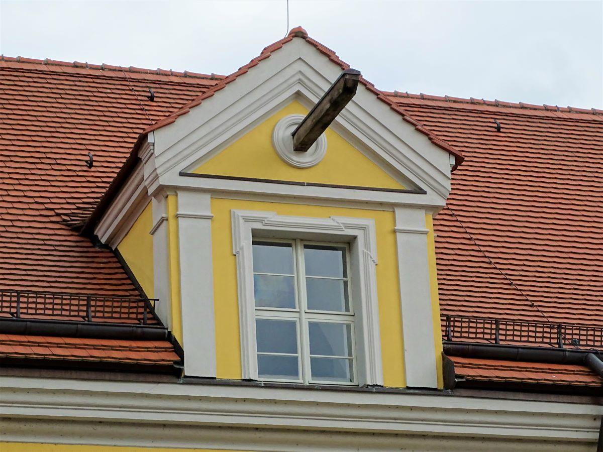 Sanierung historisches Gebäude Neuzelle